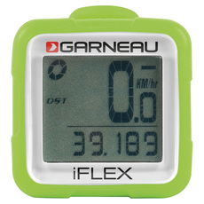 Iflex - 18-function Wireless Cyclometer