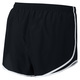 Dry Tempo Plus Size - Women's Running Shorts    - 1