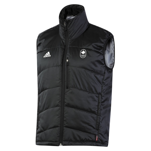 Canadian Olympic Collection Primaloft - Men's Sleevelest Vest