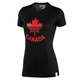 Collection Olympiques Canadienne Ultimate - T-shirt pour femme  - 0