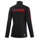 Canadian Olympic Collection Microfleece - Women's Half-Zip Sweater  - 1