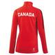 Canadian Olympic Collection Microfleece - Women's Half-Zip Sweater  - 1