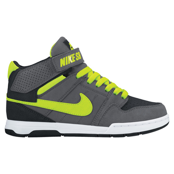 Mogan Mid 2 Jr - Junior Skate Shoes