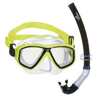 Surf Gazer Jr - Junior Mask and Snorkel