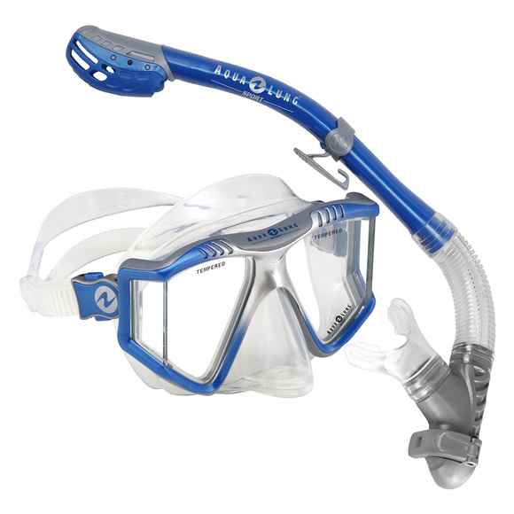 Lux LX/Phoenix LX - Adult Mask and Snorkel
