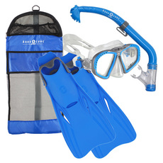 Zipper/Eco Dry/Breaker Jr (1-4) - Junior Mask,Snorkel and Fins