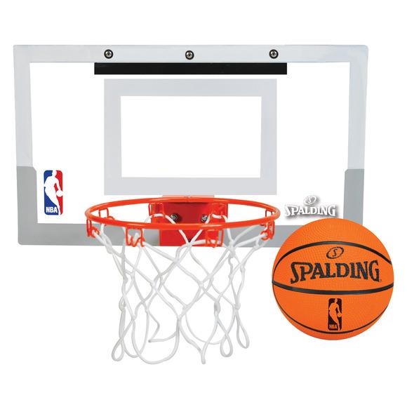 NBA Slam Jam - Over-The-Door Mini Hoop