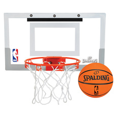 NBA Slam Jam - Over-The-Door Mini Hoop