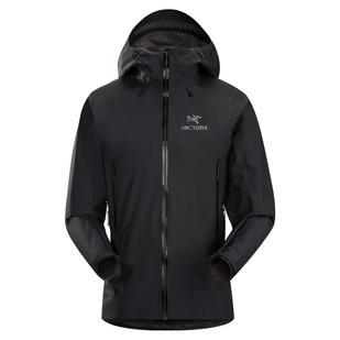 Beta SL Hybrid - Manteau imperméable à capuchon pour homme