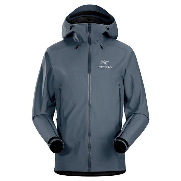 Beta SL Hybrid - Men's Hooded Rain Jacket