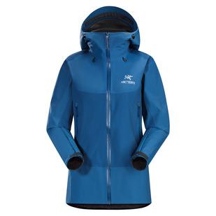 Beta SL Hybrid - Women's Hooded Rain Jacket