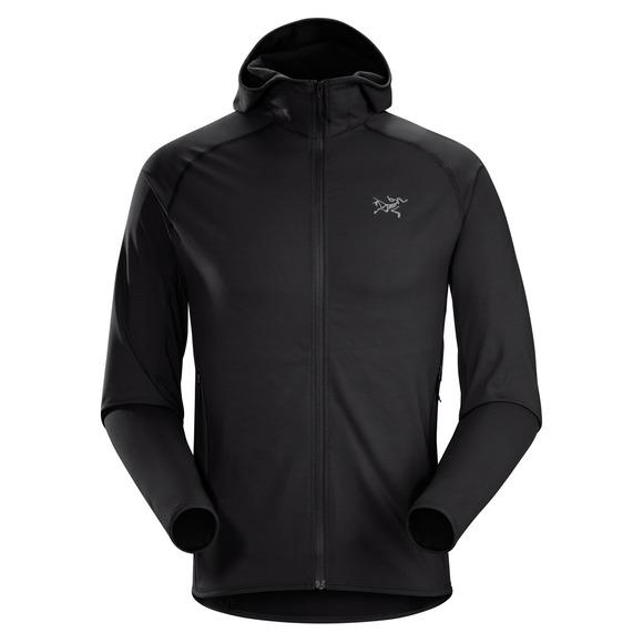 Adahy - Men's Hooded Jacket