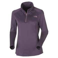 Tech Glacier - Women's Quarter-Zip Sweater
