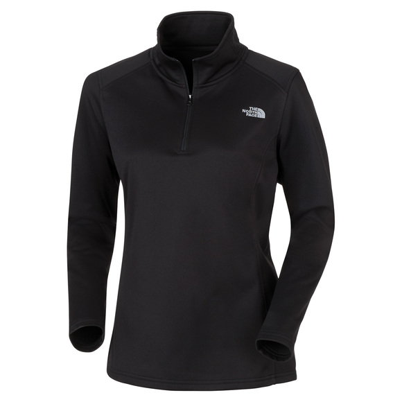 JK3 - THE NORTH FACE Tech Glacier - Women's Quarter-Zip Sweater Sports