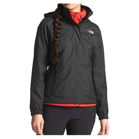 504d7de637 THE NORTH FACE Resolve 2 - Manteau imperméable à capuchon pour femme |  Sports Experts