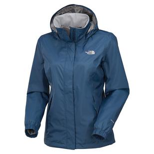 Resolve 2 - Manteau de pluie à capuchon pour femme