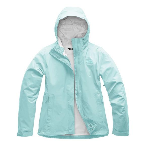 Venture 2 - Women's Hooded Rain Jacket