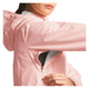 Venture 2 - Women's Hooded Rain Jacket      - 2