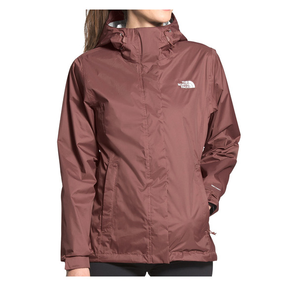 The North Face Venture 2 Women S Hooded Rain Jacket Sports Experts