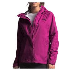 Venture 2 - Manteau de pluie à capuchon pour femme