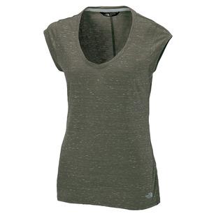 EZ - T-shirt à mancherons pour femme
