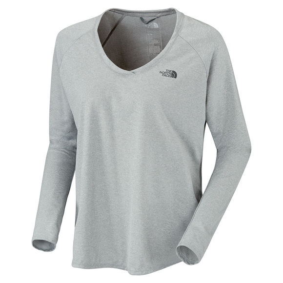 Reaxion Amp - Women's Long-Sleeved Shirt