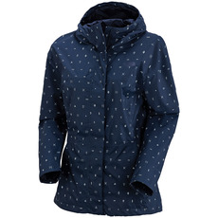 Folding - Manteau de pluie à capuchon pour femme