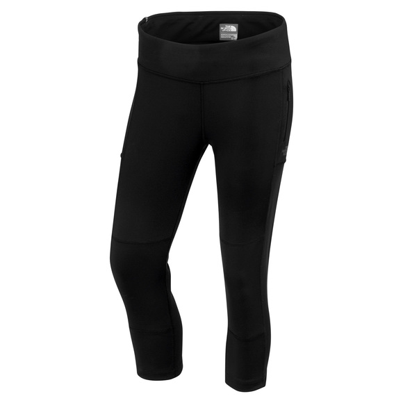 Whatsup - Women's Fitted Capri Pants
