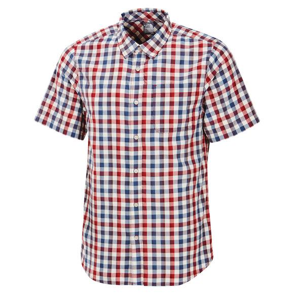 Getaway - Men's Short-Sleeved Shirt