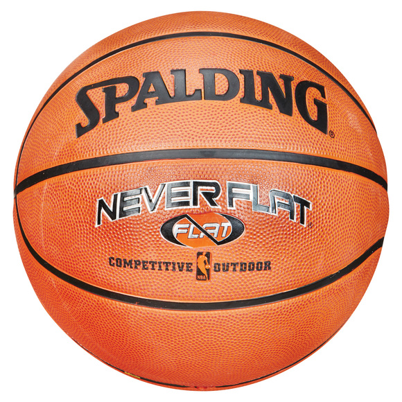 Neverflat - Ballon de basketball