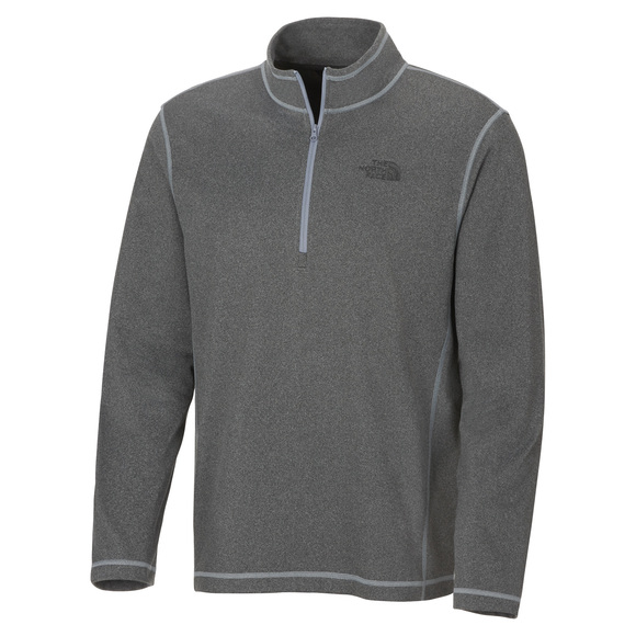 Tech Glacier - Men's Quarter-Zip Sweater