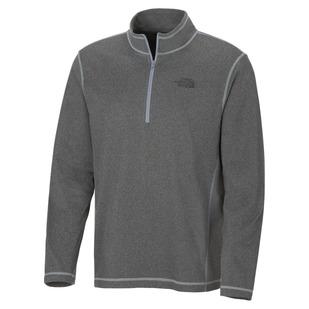 Tech Glacier - Men's Quarter-Zip Sweater