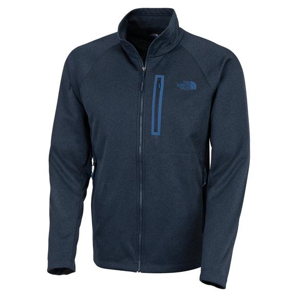 Canyonlands - Men's Polar Fleece Full-Zip Jacket