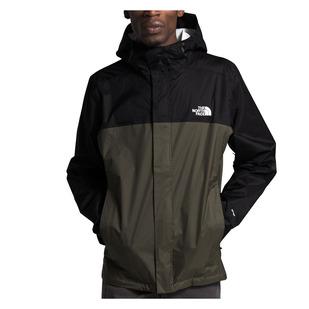 Venture 2 - Manteau de pluie à capuchon pour homme