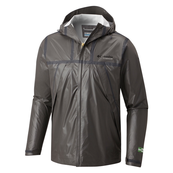 OutDry EX - Men's Hooded Rain Jacket