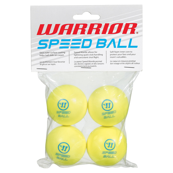 Mini Speed Ball - Balles pour mini hockey