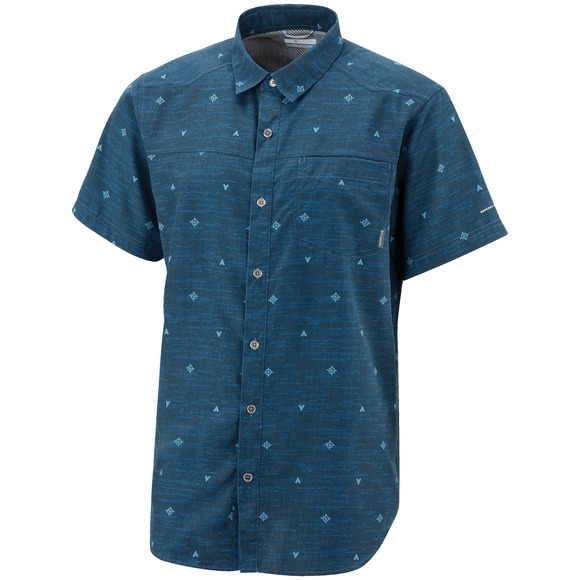 Pilsner Peak - Men's Short-Sleeved Shirt