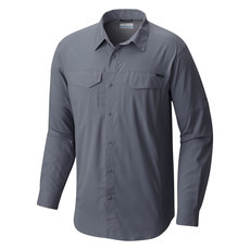 Silver Ridge Lite (Plus Size) - Men's Long-Sleeved Shirt