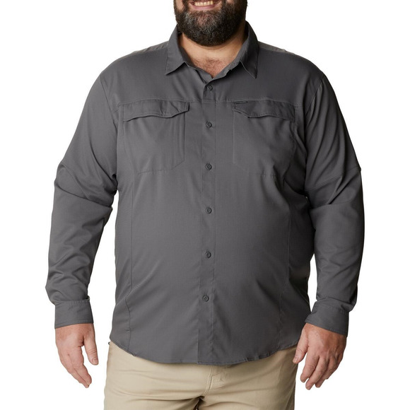 COLUMBIA Silver Ridge Lite (Taille Plus) Chemise pour homme