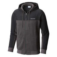 Lost Lager - Men's Full-Zip Hoodie
