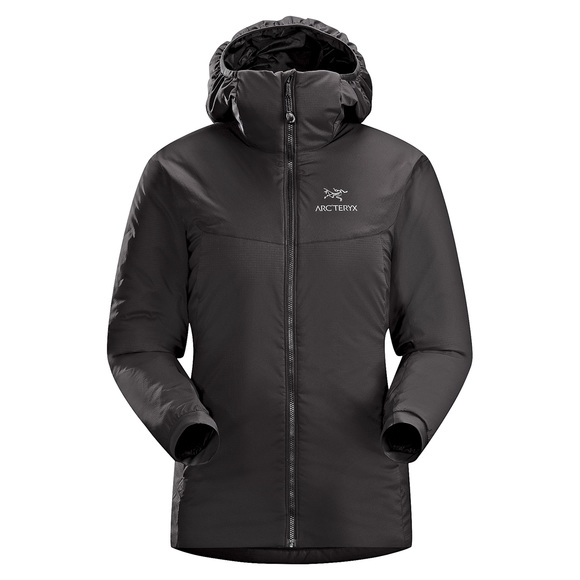 Atom AR - Women's Insulated Hooded Jacket