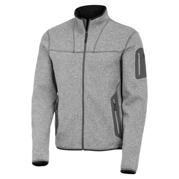 Covert - Men's Full-Zip Jacket