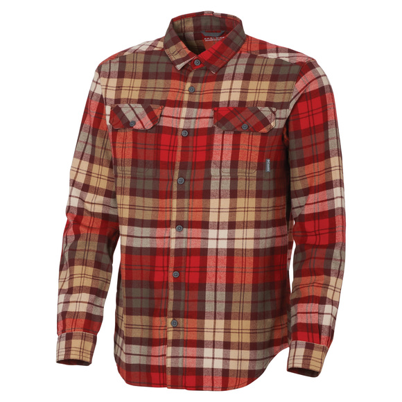 Flare Gun III - Men's Long-Sleeved Shirt