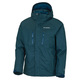 Mia Monte - Men's Insulated Hooded Jacket  - 0