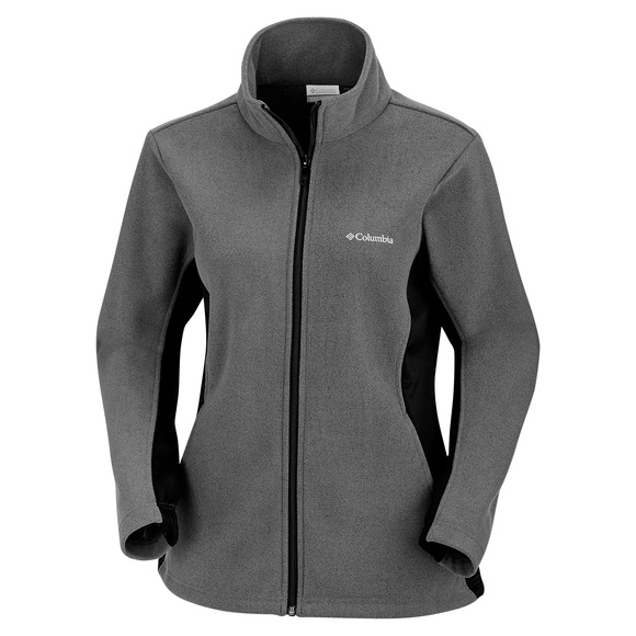 Hotdots II - Women's Fleece Jacket