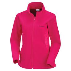Hotdots II - Women's Fleece Jacket