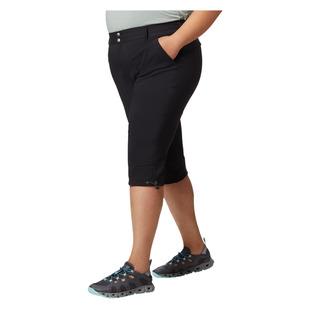 Saturday Trail II (Plus Size) - Women's Capri Pants