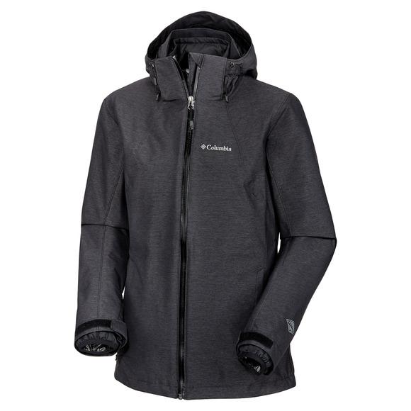 Whirlibird - Women's 3-in-1 Hooded Winter Jacket