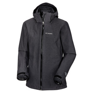 Whirlibird - Manteau d'hiver à capuchon 3 en 1 pour femme
