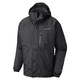 Alpine Action - Men's Hooded Jacket - 0